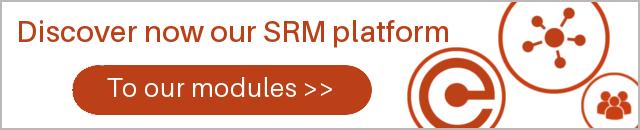 Discover now our SRM platform