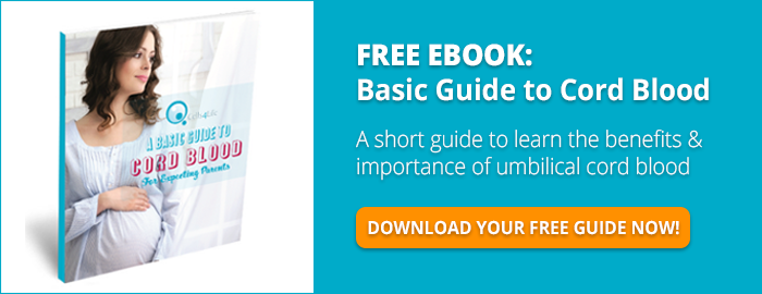 Download Free Guide to Cord Blood Basics