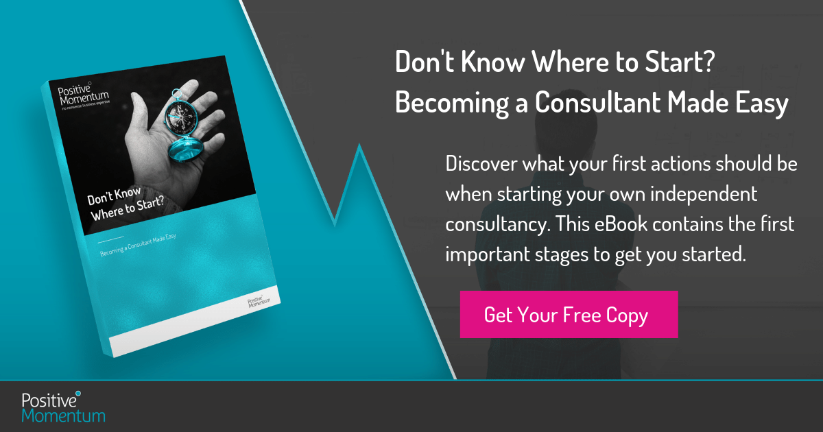 becoming a consultant made easy