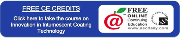 Intumescent CE credit