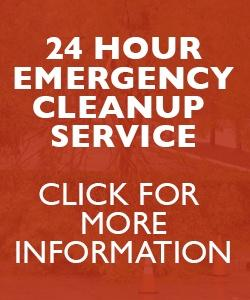 24 Hour Emergency Cleanup