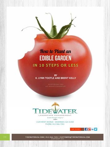 Free E-Book How To Plant an Edible Garden