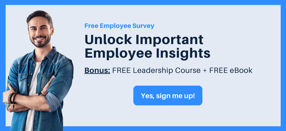 Unlock Important Employee Insights + FREE Leadership Course + FREE ebook