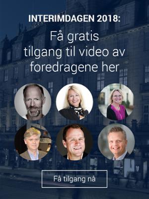 Få gratis tilgang til video av foredragene her
