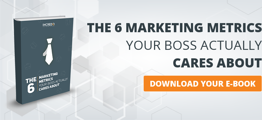 THE 6 MARKETING METRICS YOUR BOSS ACTUALLY CARES ABOUT  DOWNLOAD YOUR E-BOOK