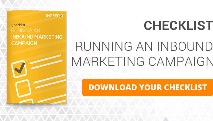 CHECKLIST RUNNING AN INBOUND MARKETING CAMPAIGN  DOWNLOAD YOUR CHECKLIST