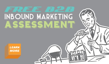 free B2B inbound marketing assesment