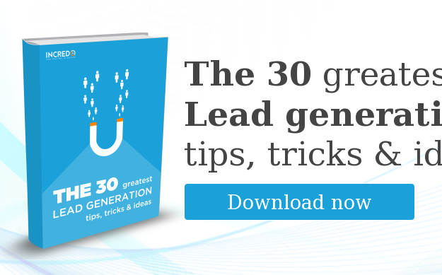 The 30 greatest Lead generation tips, tricks & ideas  Download now