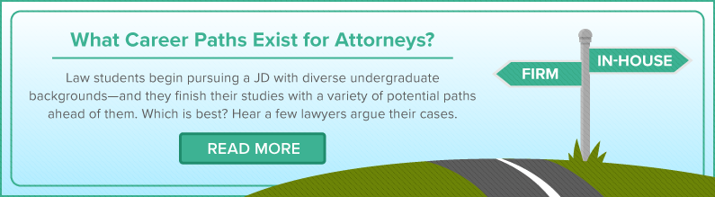 What Career Paths Exist for Attorneys?