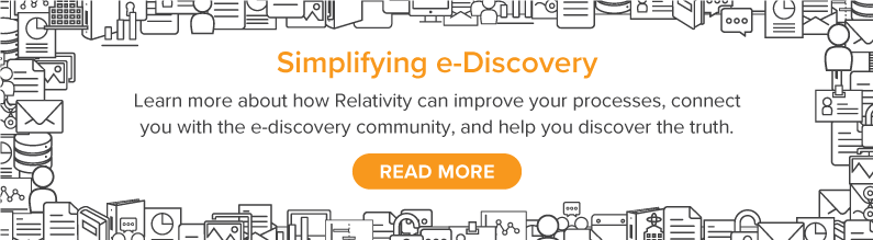 Simplifying e-Discovery