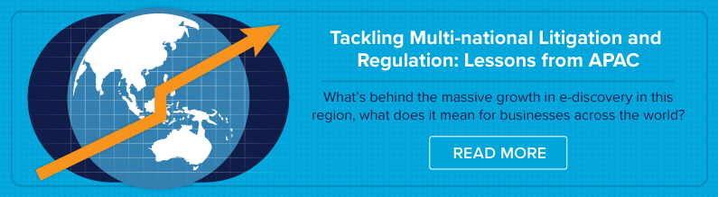 Tackling Multi-national Litigation: Lessons from APAC