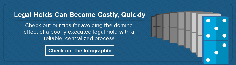 Check Out This Legal Hold Infographic
