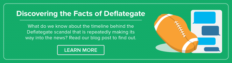 Learn About the Timeline of Discovery Behind Deflategate