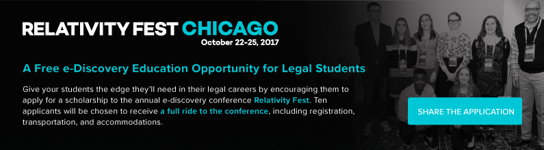 Share an Opportunity for a Free Legal Education Event for Students