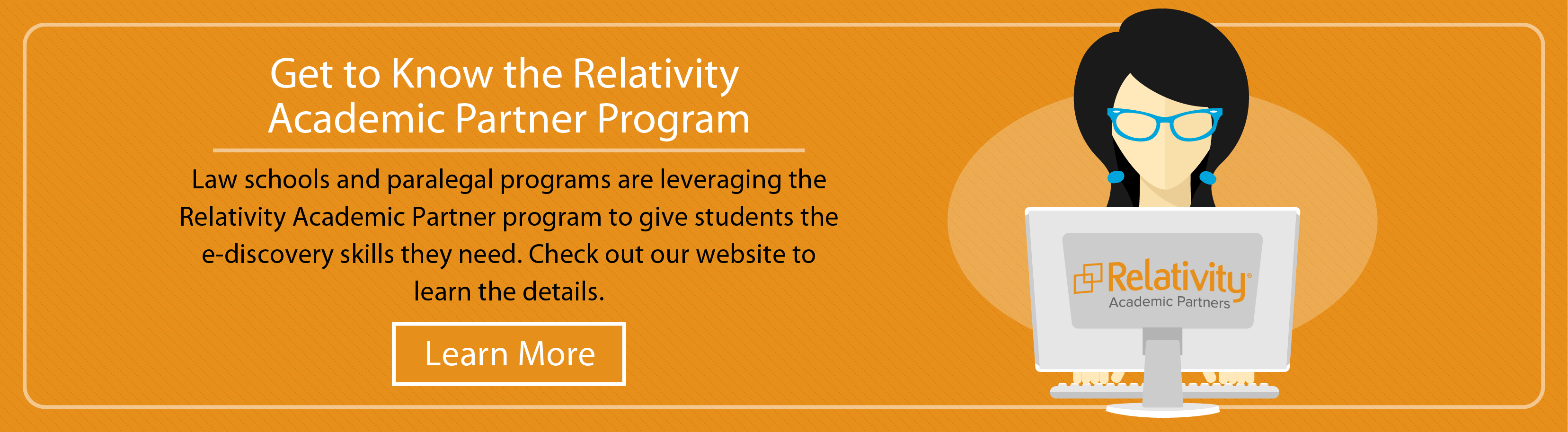 Learn More About the Relativity Academic Partner Program