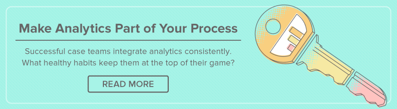 Make Analytics Part of Your Process