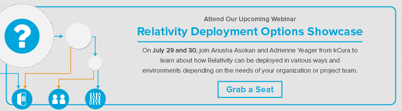 Register for a Deployment Options Webinar
