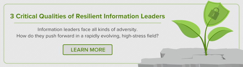3 Qualities of Resilient Information Leaders