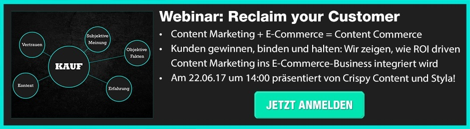 WEBINAR: Reclaim your Customer