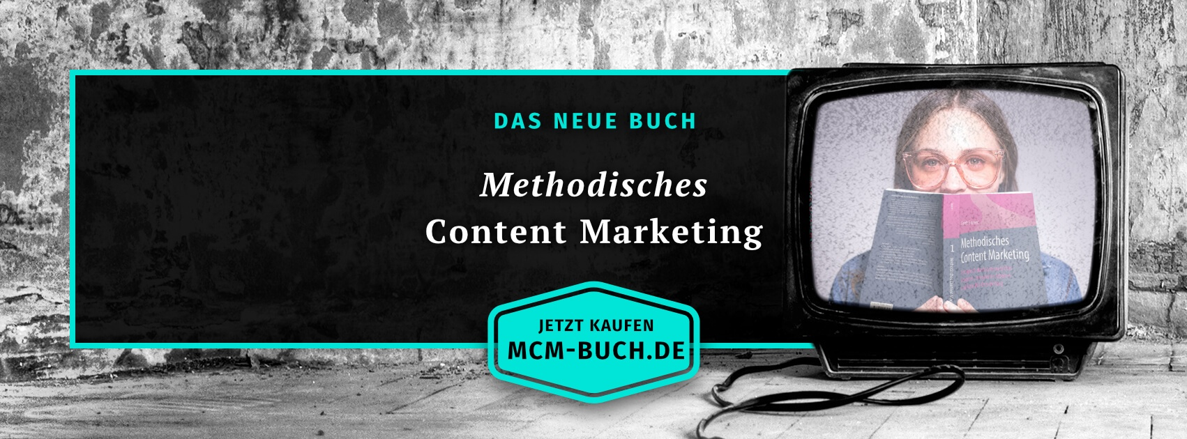 "Buch ""Methodisches Content Marketing"" von Crispy Content"