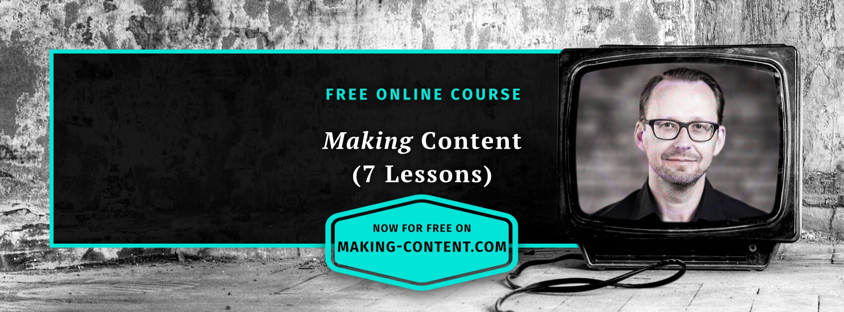 Online Course Making Content by Crispy Content