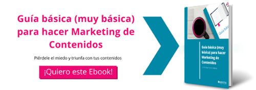 cómo hacer marketing de contenidos para mi empresa