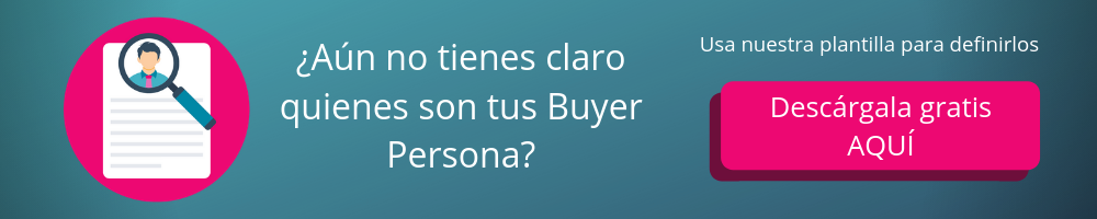 Plantilla Buyer Persona general