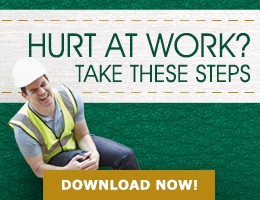 Steps to Take After Being Injured on the Job Offer