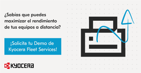 CTA - Solicita Demo Kyocera Fleet Services