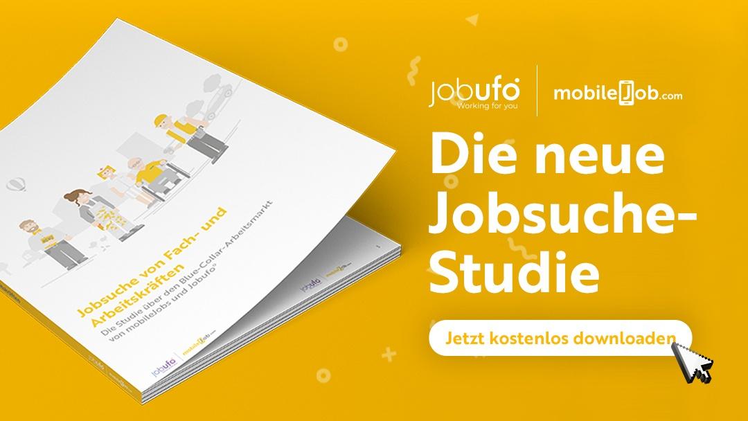 Studie: Jobsuche von Fach- und Arbeitskräften (Download)