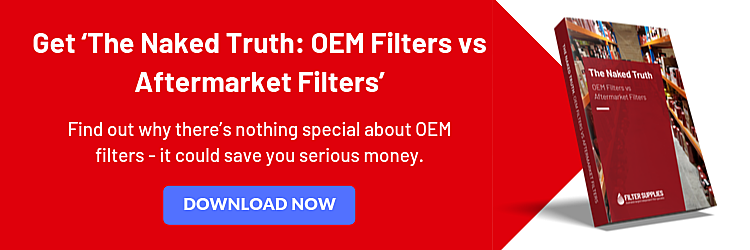 OEM Filters vs Aftermarket Filter eBook