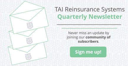 TAI Quarterly Newsletter