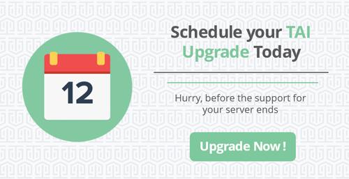 Schedule TAI Upgrade
