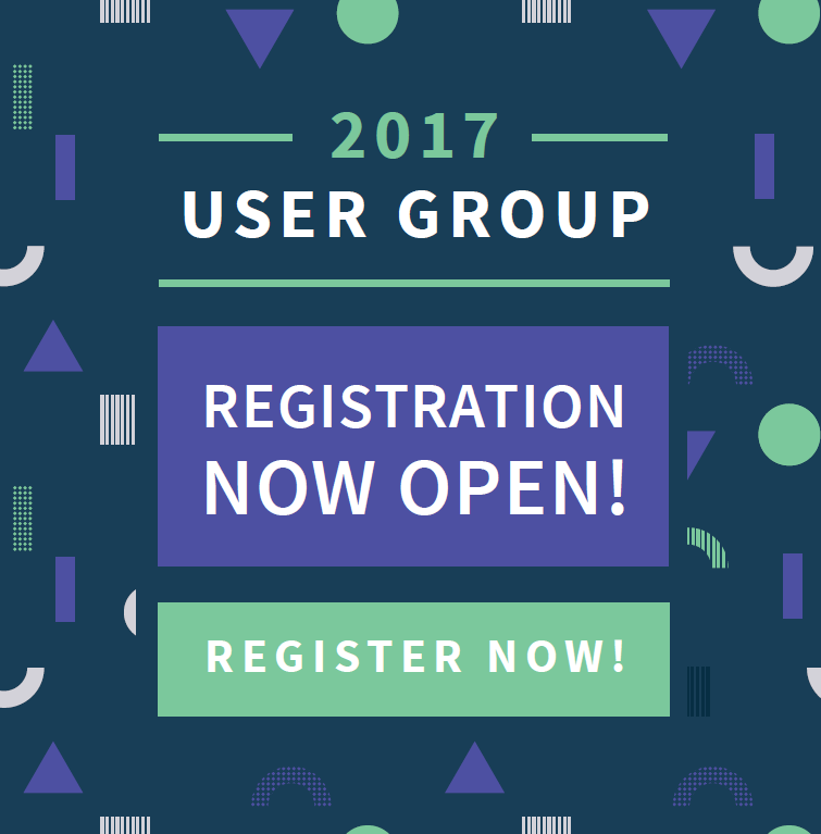 tai user group 2017 register