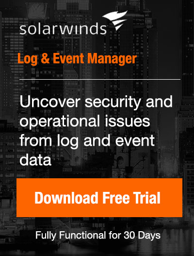 Free Downloads: Log & event manager