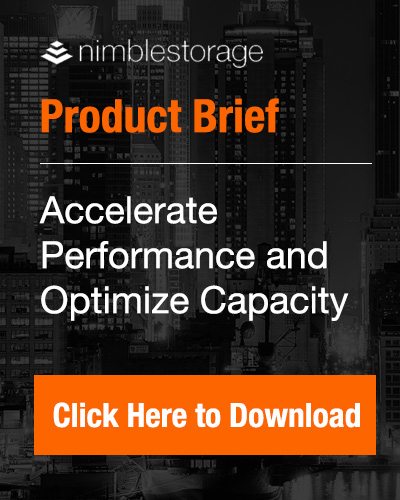 Nimble Data Management and Storage