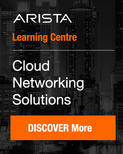 Arista Cloud Networking Solutions