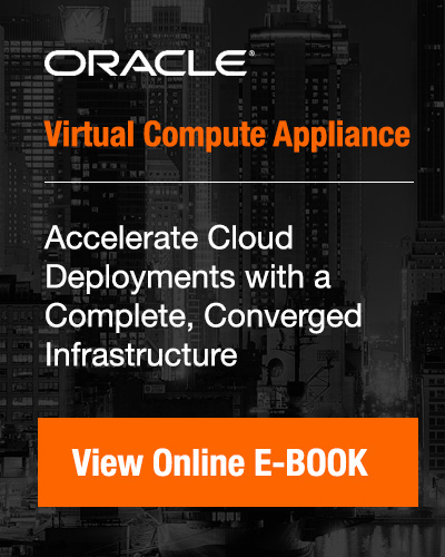 Oracle Virtual Compute Appliance
