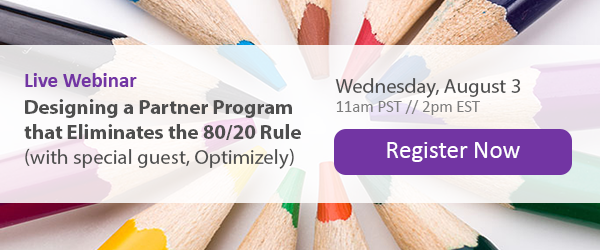 Designing a Partner Program that Eliminates the 80/20 Rule