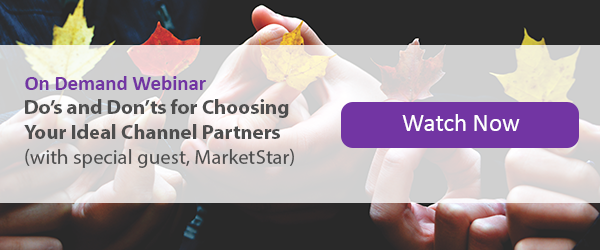 Do's and Don'ts for Choosing Your Ideal Channel Partners