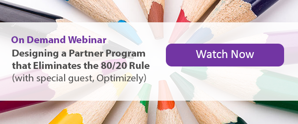 Designing a Partner Program that Eliminates the 80/20 Rule