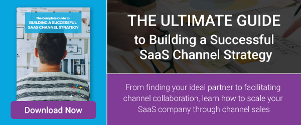 SaaS Channel Strategy
