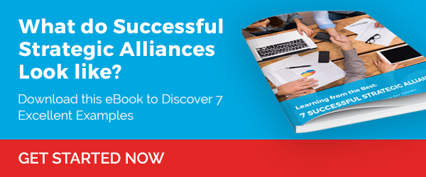 successful strategic alliances