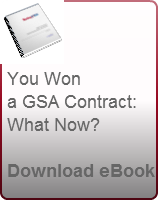 You Won a GSA Contract: What Now?Downloa