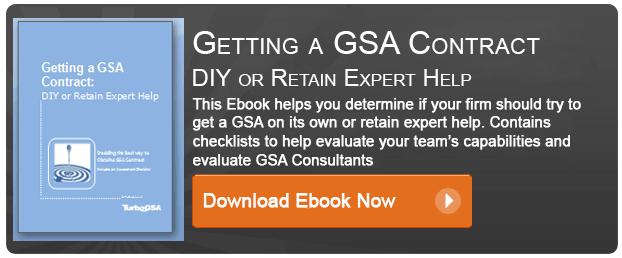 GSA Schedule Consultants