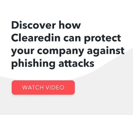 clearedin anti phishing software