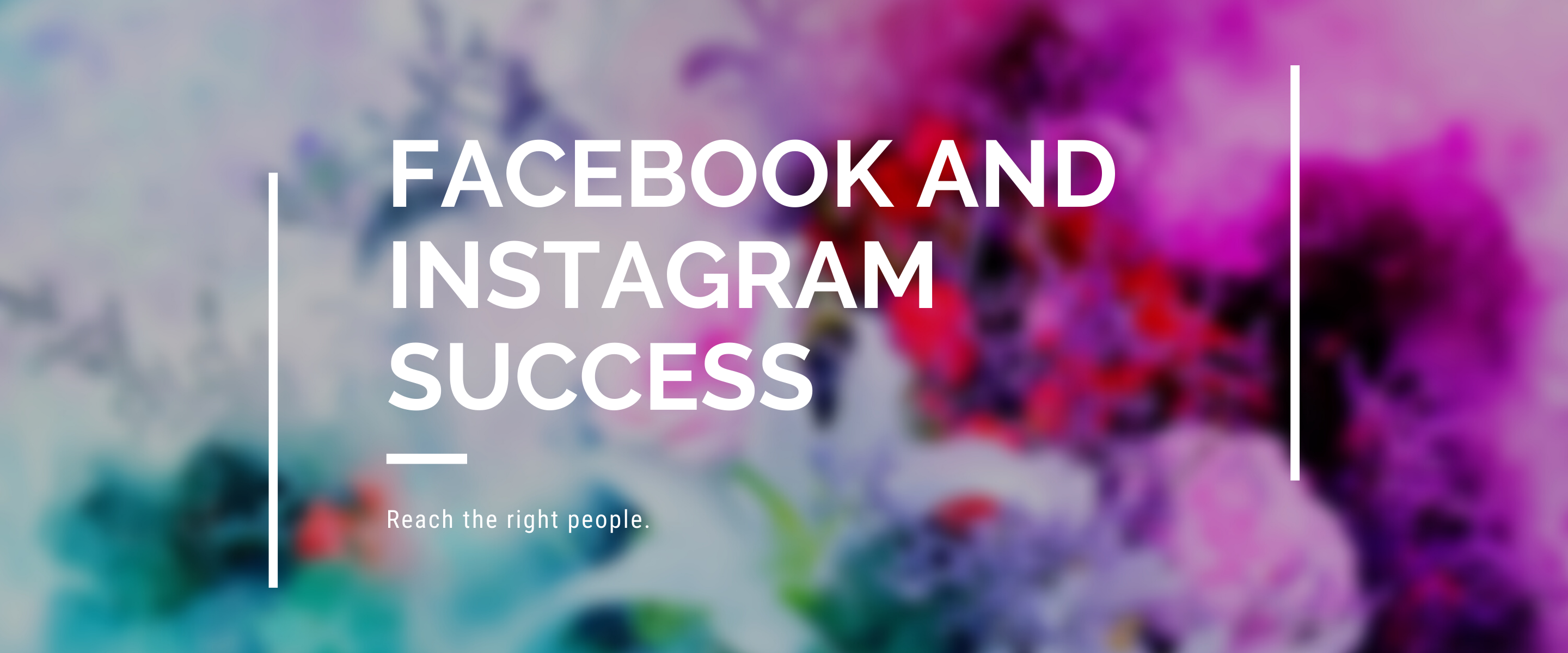 Market Savvy - Facebook and Instagram Success