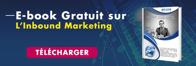 Téléchargement e-book inbound marketing