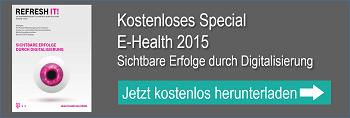 Kostenloses Special E-Health