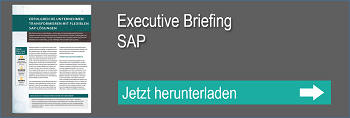 Executive Briefing SAP